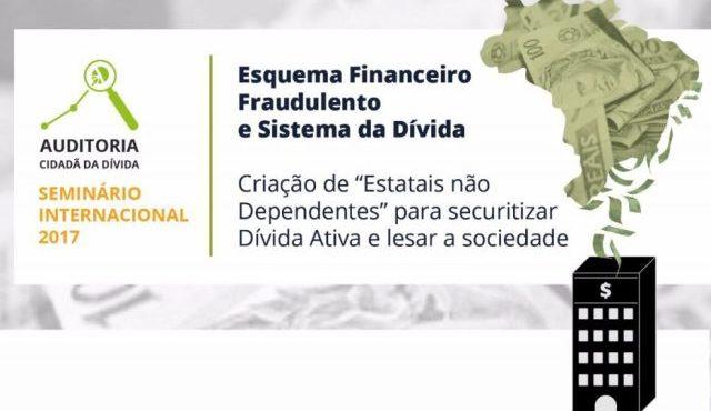 Auditoria Cidadã da Dívida emite nota de repúdio