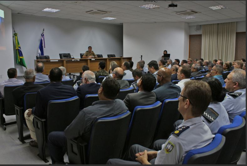 Intervenção Federal no Rio de Janeiro é tema de palestra