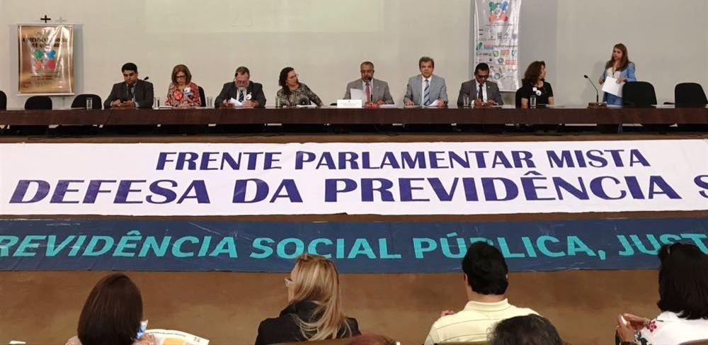 "ASBIN participa de audiência pública ""A previdência Social que queremos"""