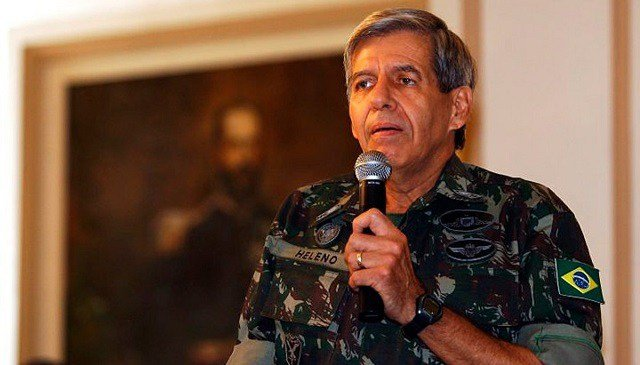 Escolhido para o GSI, general Heleno diz que Abin não passará por mudanças