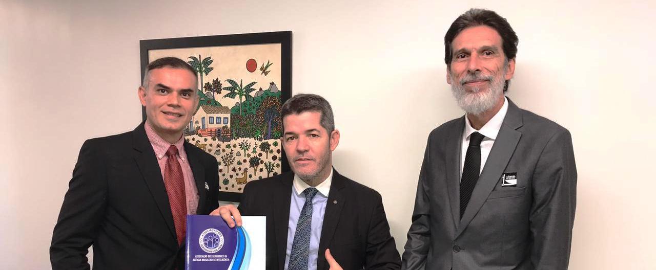 ASBIN busca apoio parlamentar para emenda à reforma da Previdência