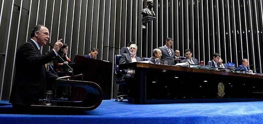 Senado conclui votação do primeiro turno da reforma da Previdência