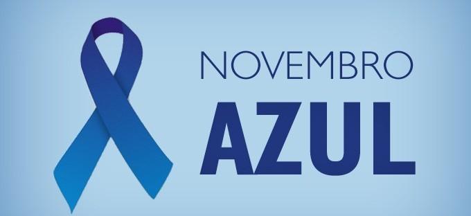 Apoie esta causa: Novembro Azul, campanha de prevenção ao câncer de próstata