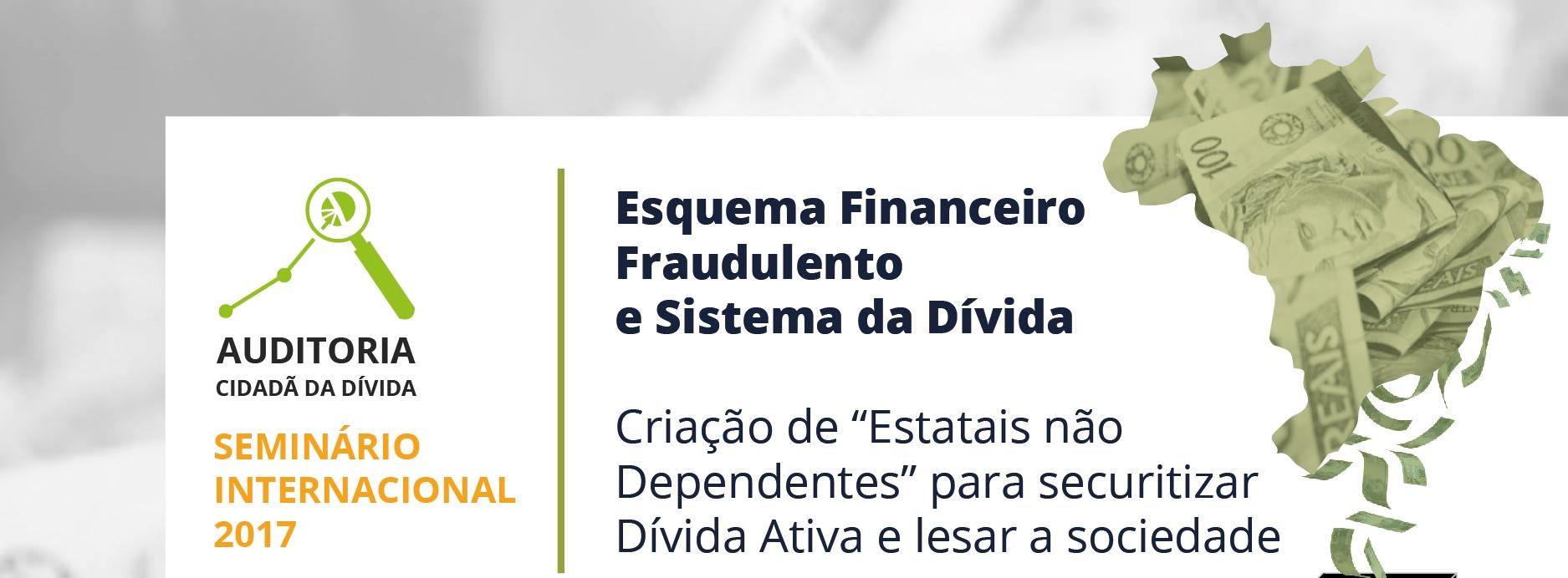 ASBIN participa de seminário internacional sobre esquemas fraudulentos