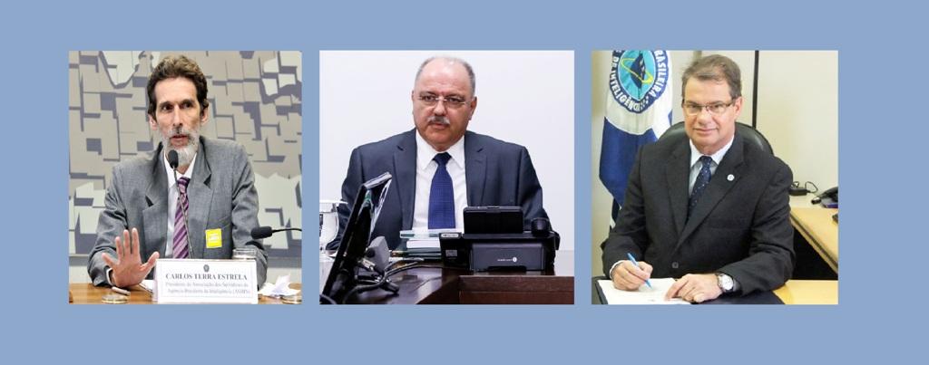 Associação entrega reivindicações para GSI e direção geral da Abin